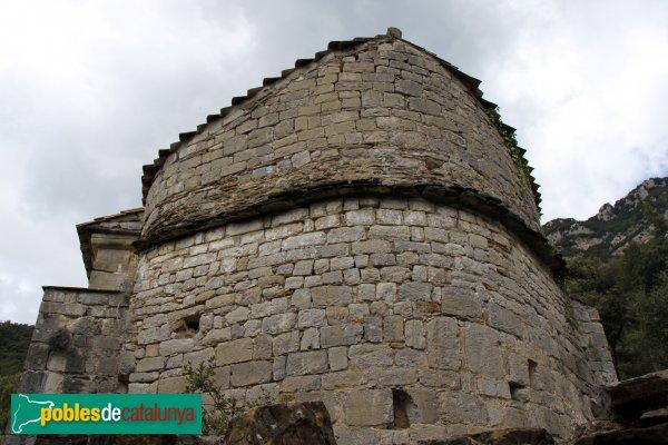 Albanyà - Sant Martí de Corsavell