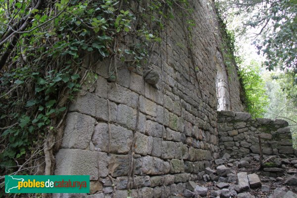 Albanyà - Torre de Corsavell