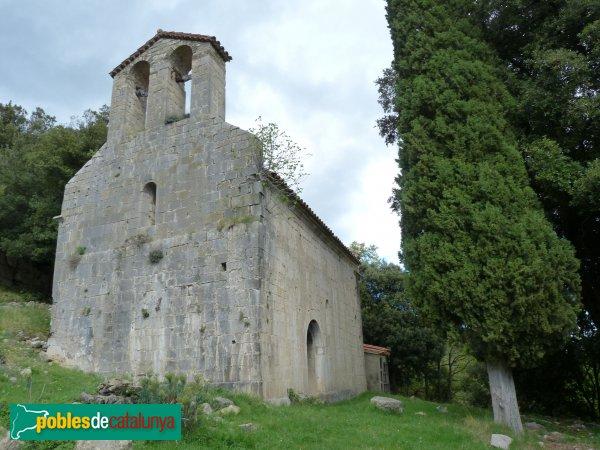 Albanyà - Sant Miquel de Bassegoda