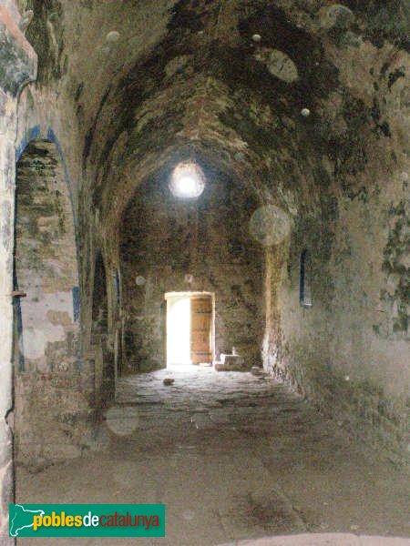 Albanyà - Sant Julià de Ribelles