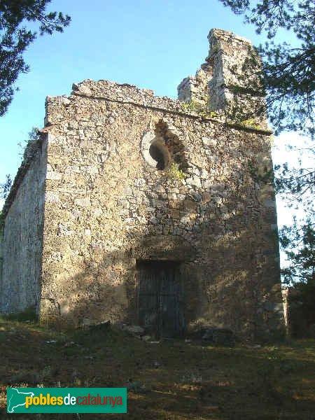 Albanyà - Santa Maria del Fau