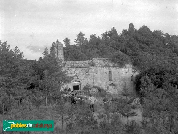 Albanyà - Sant Feliu de Carbonills