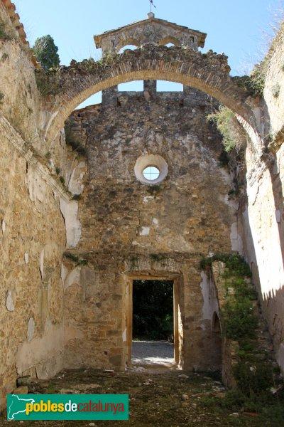 Cabanelles - Sant Romà de Casamort
