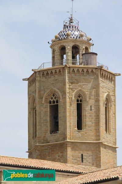 Cervera - Església de Santa Maria