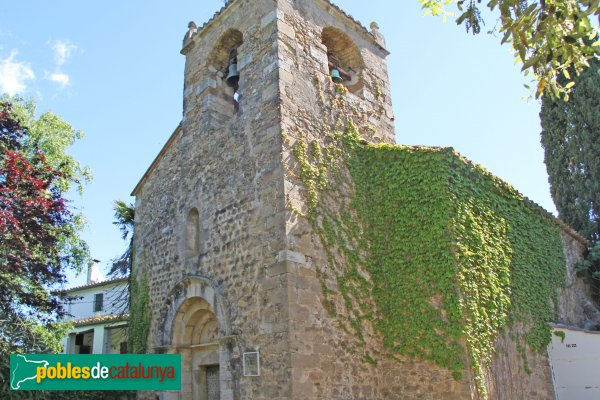 Cabanelles - Sant Martí de Queixàs