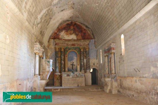 Cabanelles - Santa Maria de l'Estela