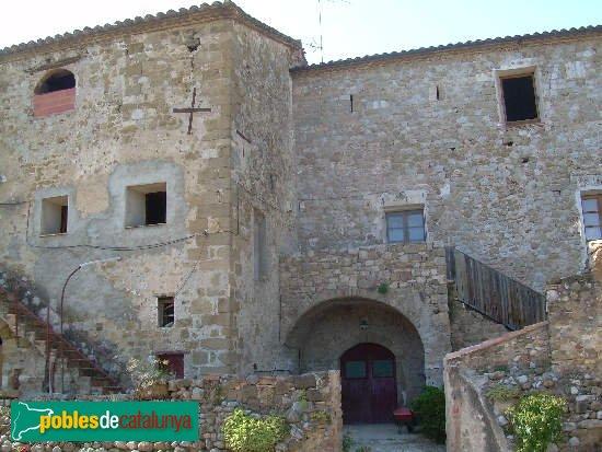 Cabanelles - Castell de Biure de Queixàs