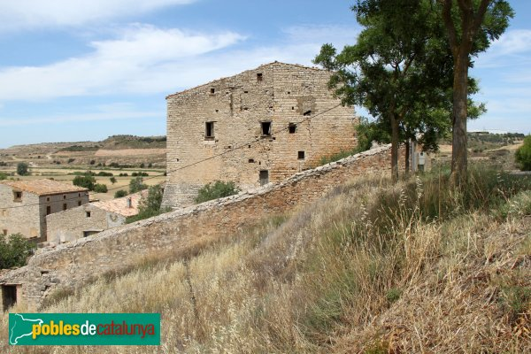 Granyanella - Castell de la Móra