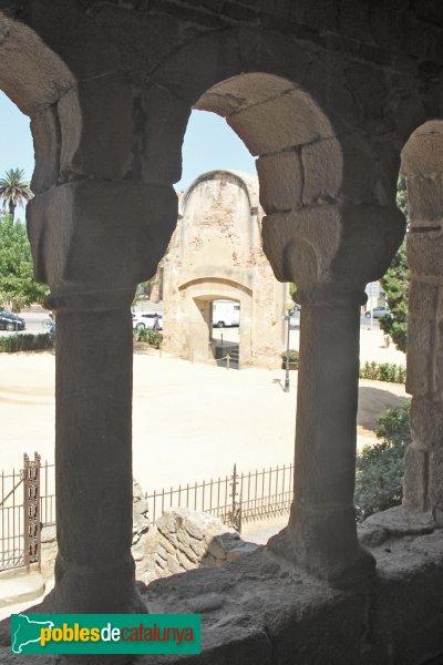 Sant Feliu de Guíxols - Porta Ferrada