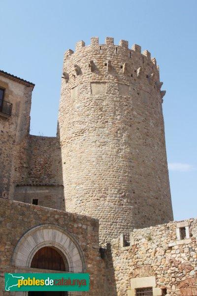 Sant Feliu de Guíxols - Torre del Fum