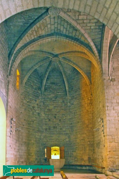 Sant Feliu de Guíxols - Església gòtica