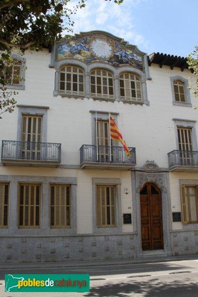 Casa patxot sant feliu de gu xols pobles de catalunya - Casas en sant feliu de guixols ...