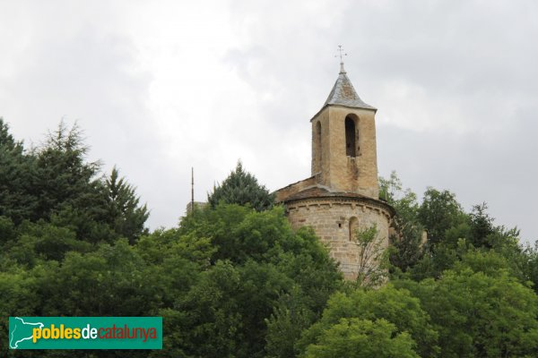 Isòvol - Sant Pere d'Olopte