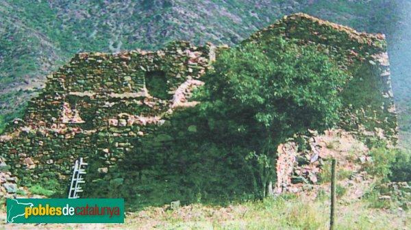 Colera - Castell de Molinàs