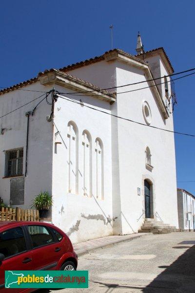 Colera - Església nova de Sant Miquel