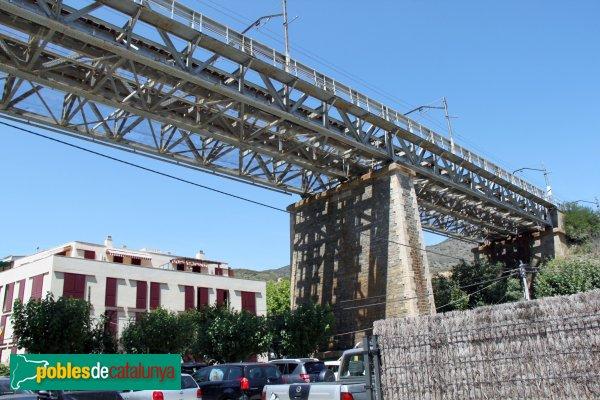Colera - Pont del Ferrocarril