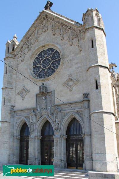 Portbou - Església de Santa Maria