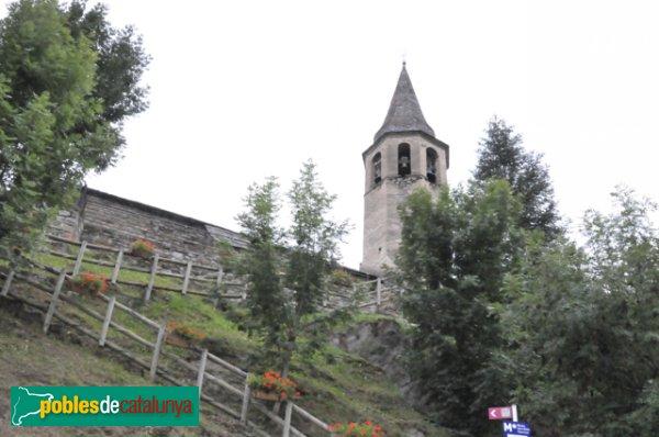 Església de Santa Eulàlia a Unha