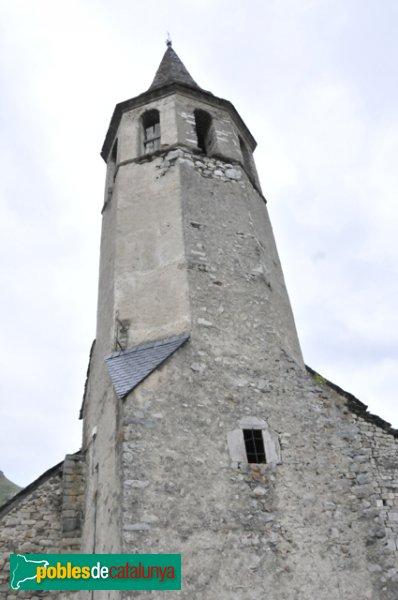 Església de Santa Eulàlia a Unha - Campanar