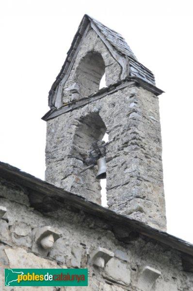 Església de Santa Eulàlia a Unha - Espadanya