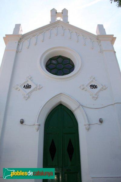 Portbou - Capella del Sant Crist