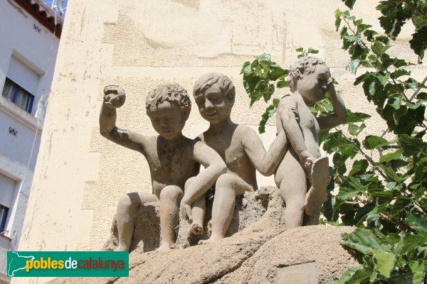 Portbou - Font dels Ninots