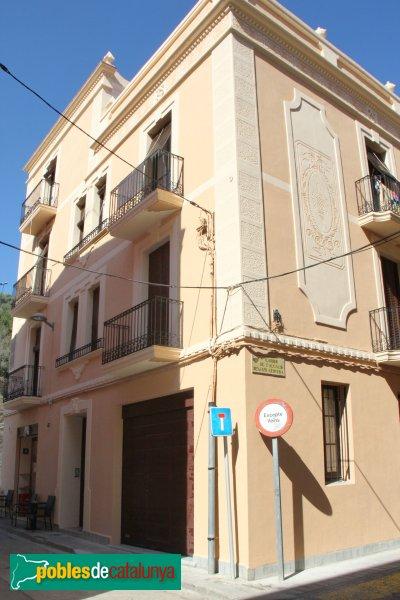 Portbou - Can Nouvilas
