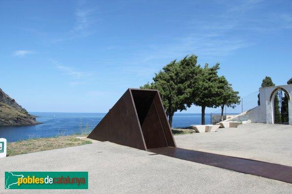Portbou - Memorial Walter Benjamin