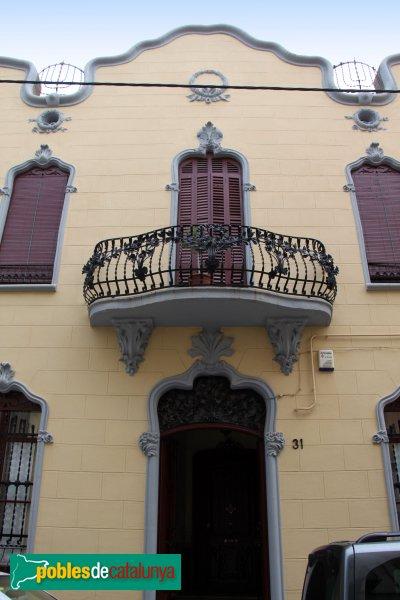 Casa lloret sant feliu de gu xols pobles de catalunya - Casas sant feliu de guixols ...