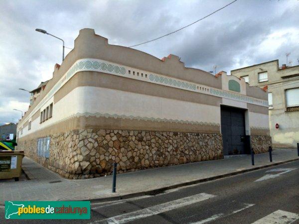 Sabadell - Safareigs de la Creu Alta