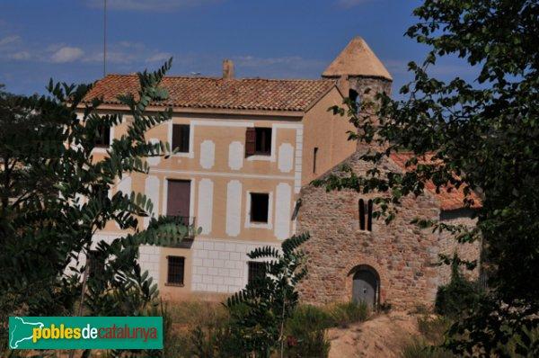 Sant Pau de Riu-sec i la casa annexa