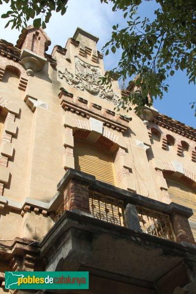 Casa pecher sant feliu de gu xols pobles de catalunya - Casas en sant feliu de guixols ...