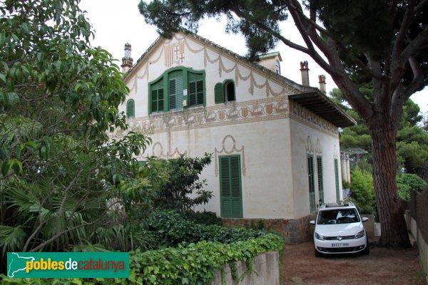 Casa dom nech girbau sant feliu de gu xols pobles de - Casas sant feliu de guixols ...