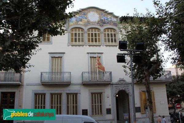 Casa patxot sant feliu de gu xols pobles de catalunya - Casas sant feliu de guixols ...