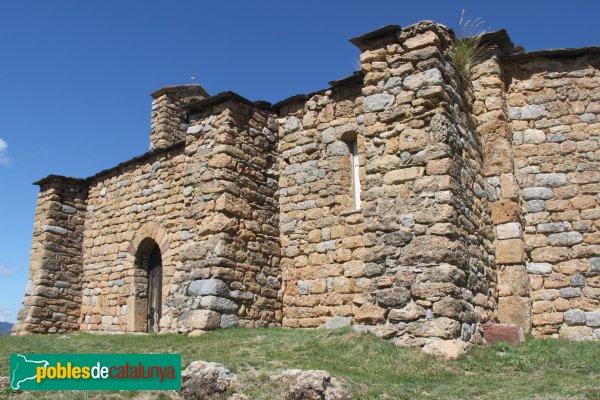 Prats - Sant Salvador de Predanies