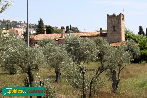 Castell d'Aro - Can Sicars