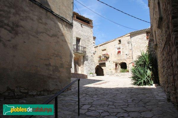 Les Oluges - Montfalcó Murallat