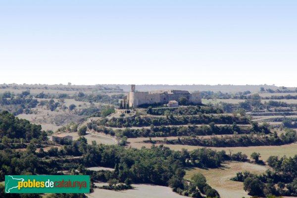 Les Oluges - Montfalcó Murallat, des de Santa Fe