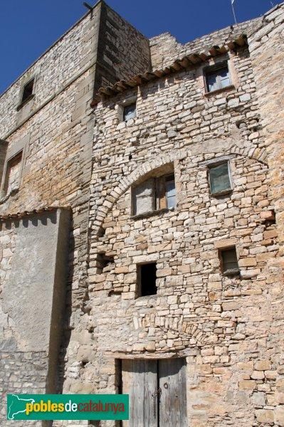 Les Oluges - Castell de Santa Fe