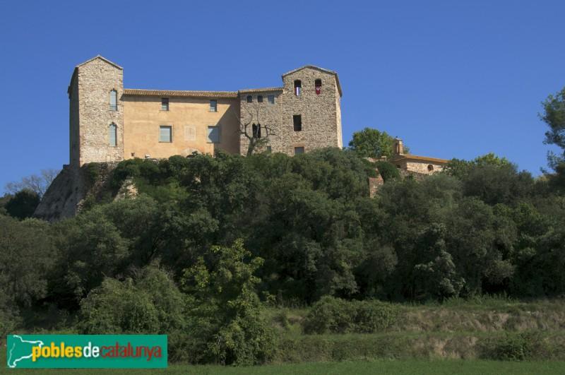 Castell a principis de tardor
