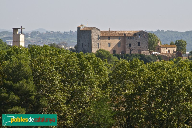 El Castell i la torre dels Salesians