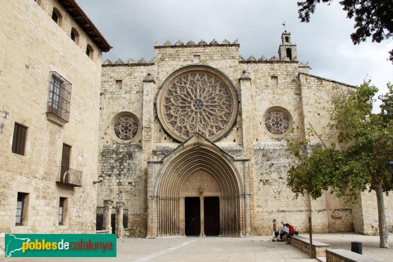 Esgl sia abacial del monestir la fa ana sant cugat del - Mudanzas sant cugat del valles ...
