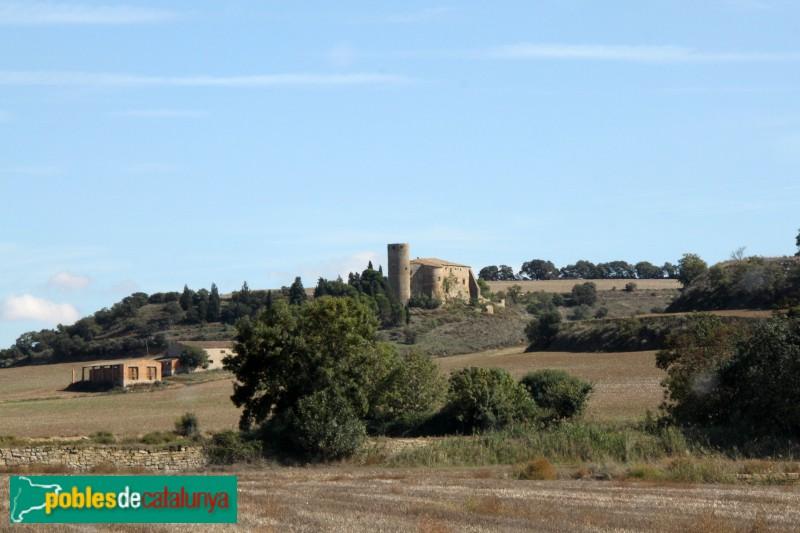 Llor - Castell de Castellmeià