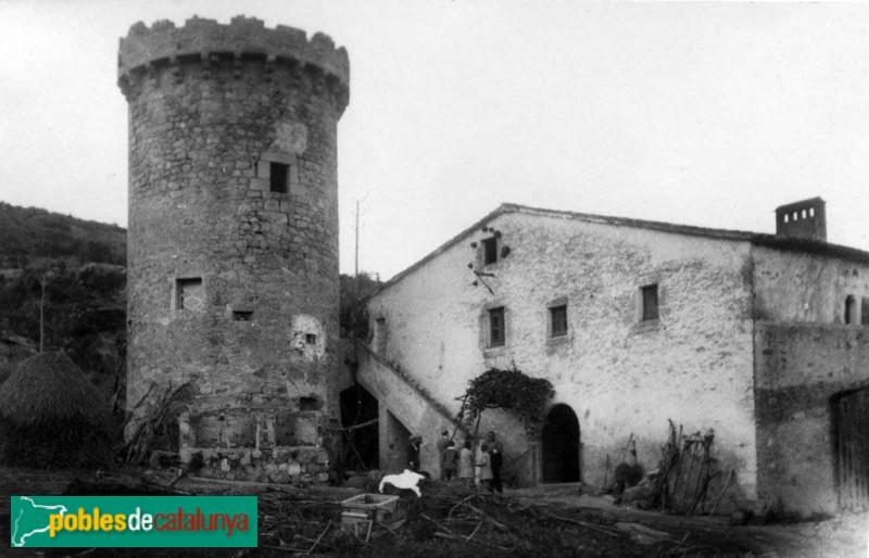 Castell d'Aro - Torre Seguera