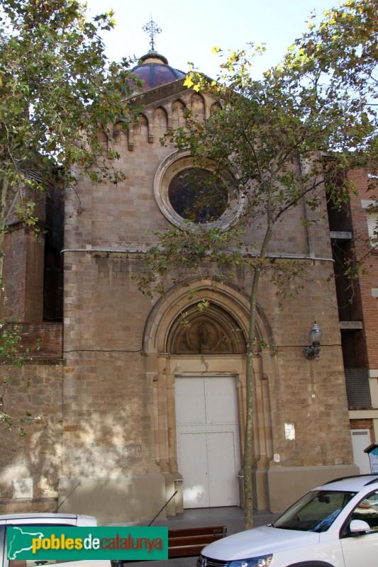 Bacelona - Església del Sant Àngel Custodi, capella del Santíssim