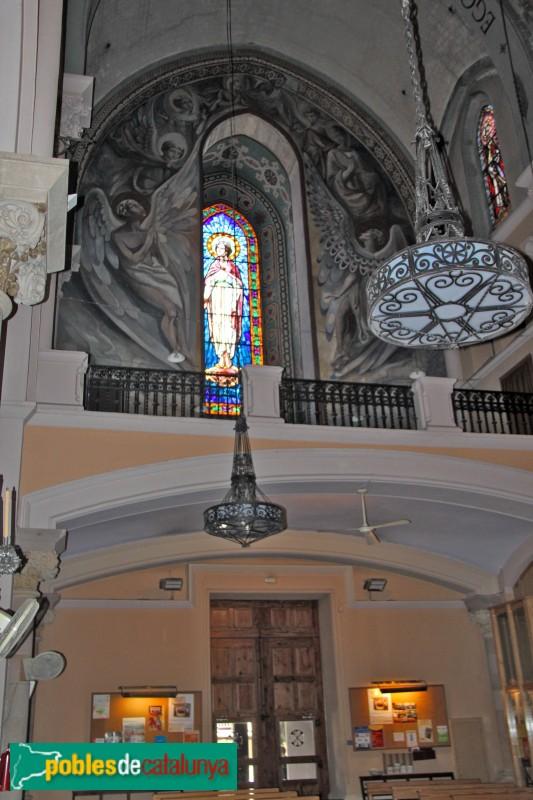 Barcelona - Església del Sant Àngel Custodi
