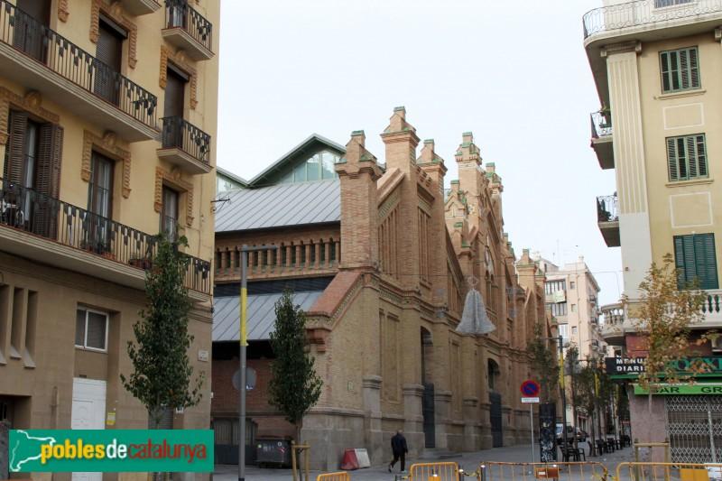 Barcelona - Mercat de Sants