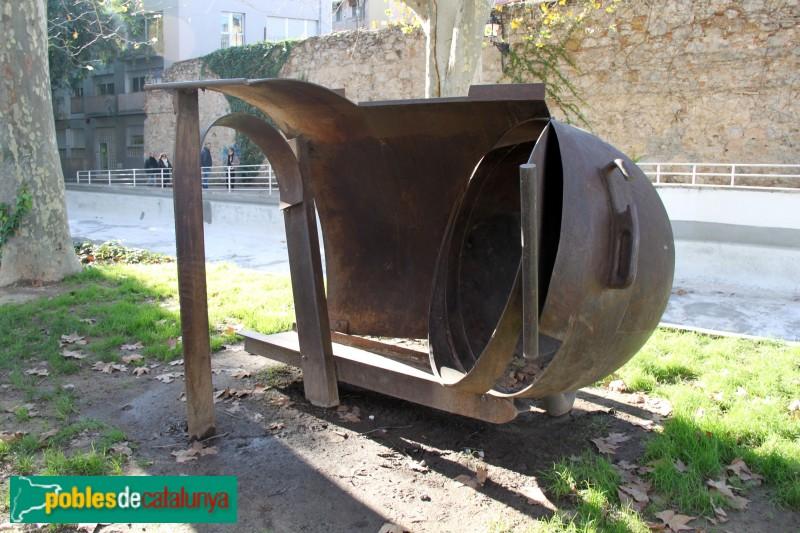 Barcelona - Parc de l'Espanya Industrial, Alto Rhapsody