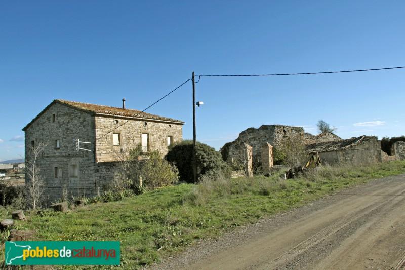 Sant Ramon - Castell de la Manresana