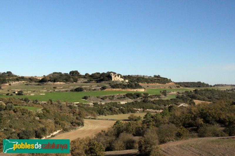 Sant Ramon - Ruïnes de Mont-ros